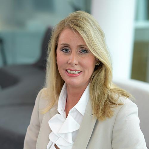 Debbie Crosbie, CEO, TSB