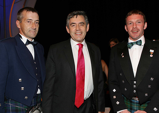 Outstanding Bravery 2007 - John Smeaton, Michael Kerr, Alex McIlveen and Stephen Clarkson