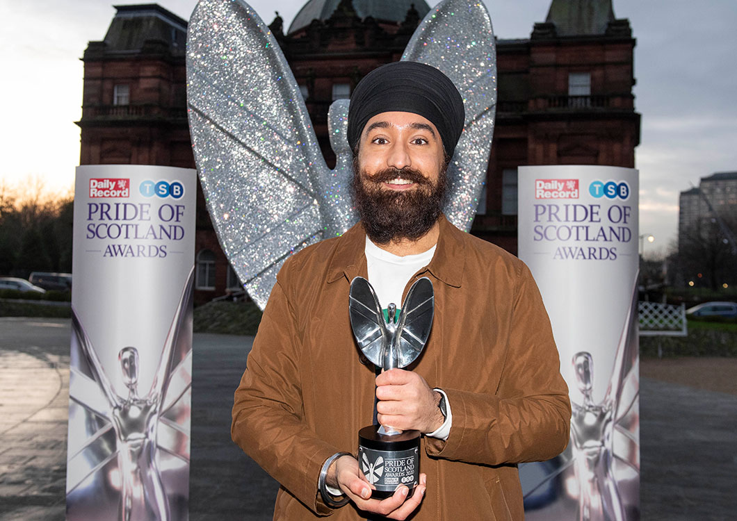 Special Recognition – Charandeep Singh