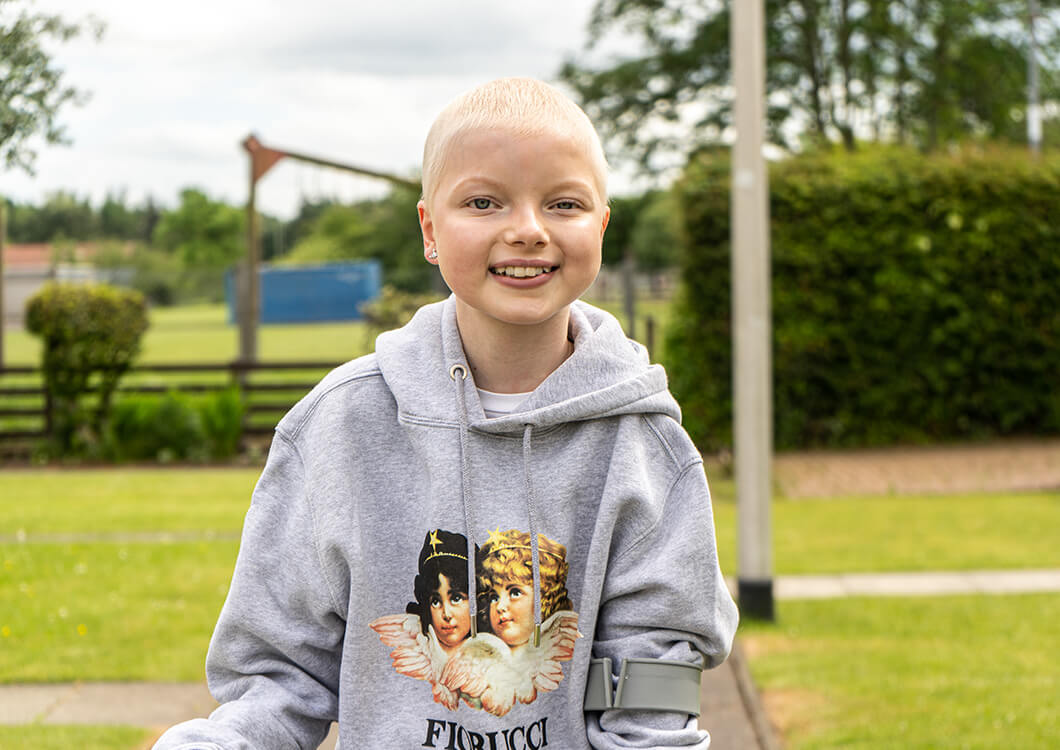 Teenager of Courage – Lily Douglas