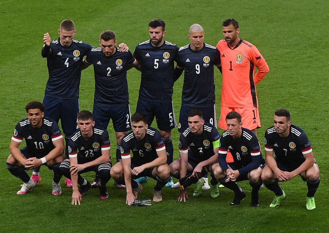 People's Award - The Scotland Men's Football Team