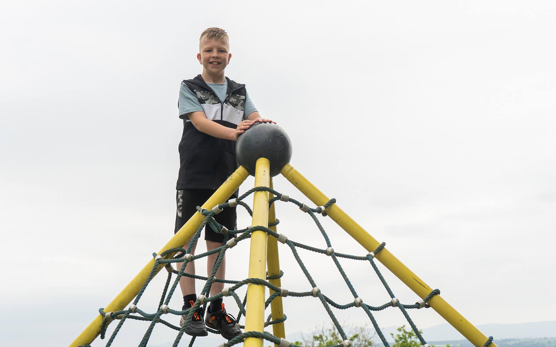 Child of Courage - Aaron Hunter