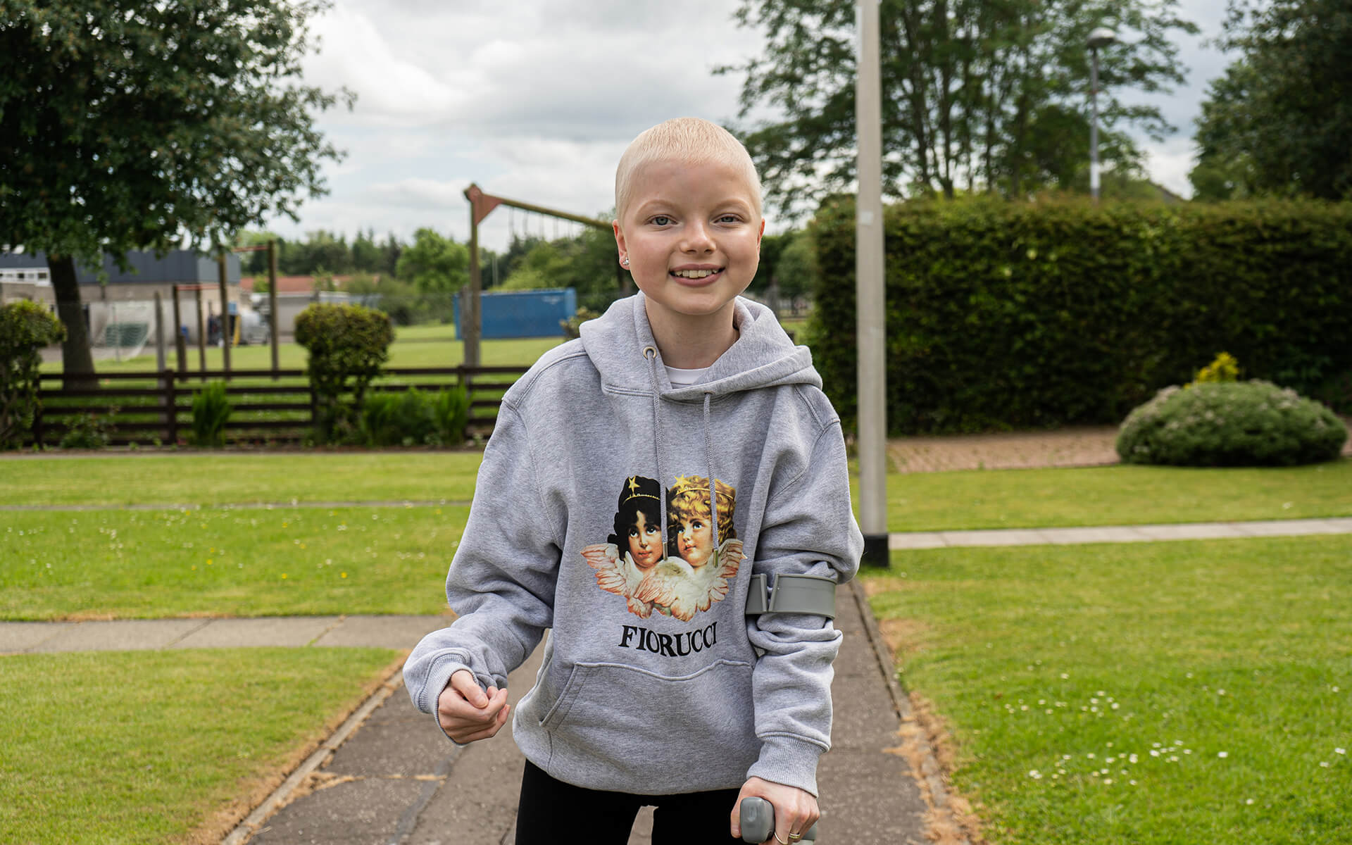 Teenager of Courage - Lily Douglas
