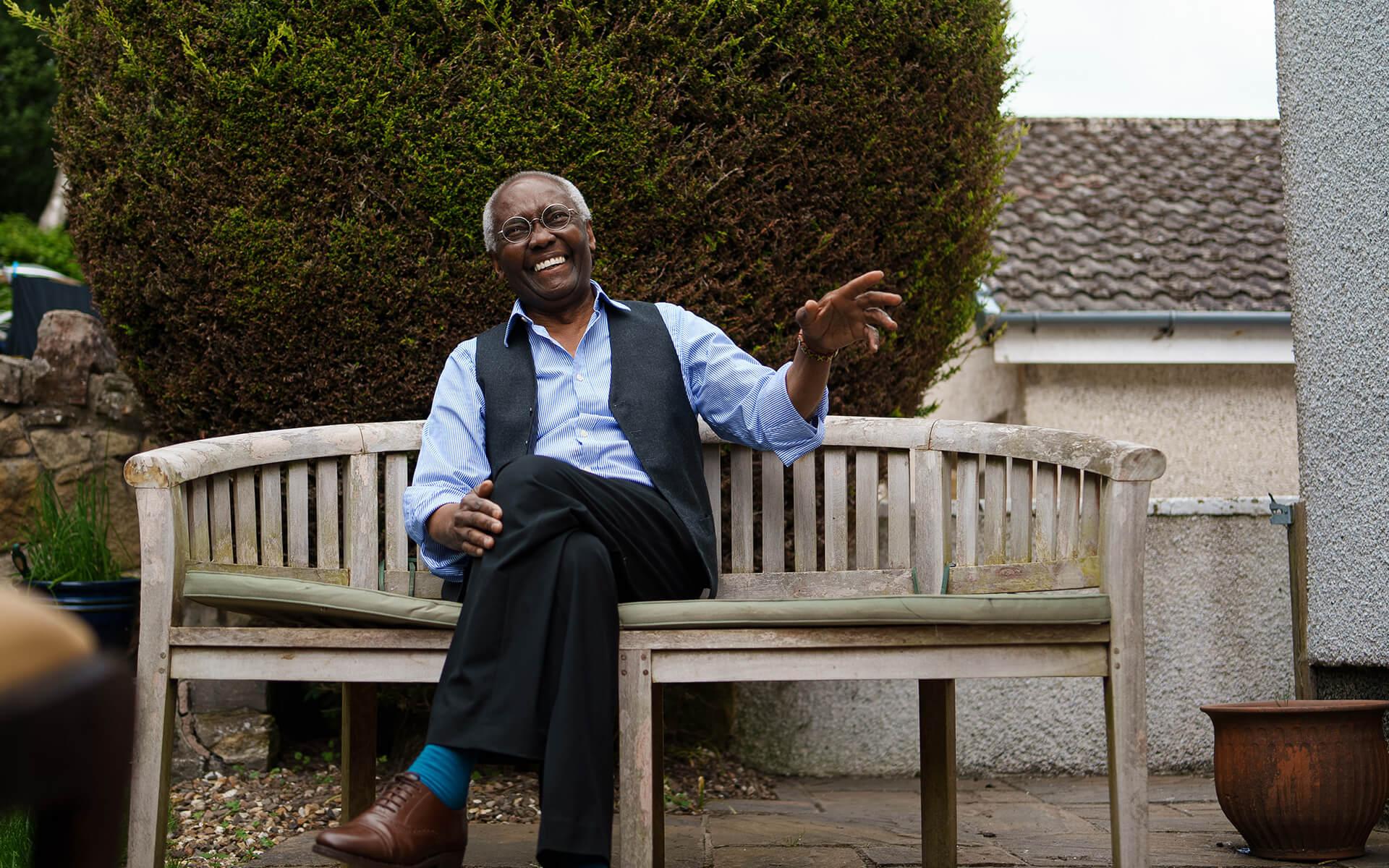 Lifetime Achievement - Sir Godfrey Palmer